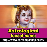 Astrological Based Name